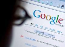 <p>Google a lancé un site internet permettant de télécharger gratuitement des chansons protégées par le droit d'auteur sur un marché chinois gangrené par le piratage, dans l'espoir de défier Baidu.com, numéro un chinois de la recherche sur internet. /Photo d'archives/REUTERS</p>