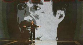 <p>Robert Downey Jr. is introduced on stage at the 2008 MTV Movie Awards in Los Angeles in this file photo from June 1, 2008. REUTERS/Mario Anzuoni</p>