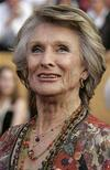 <p>Actress Cloris Leachman arrives at the 13th Annual Screen Actors Guild Awards in Los Angeles January 28, 2007. REUTERS/Lucy Nicholson</p>