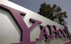 <p>La sede di Yahoo a Sunnyvale, in California. REUTERS/Robert Galbraith</p>