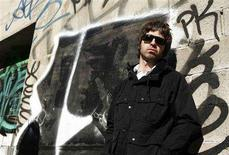 <p>Musician Noel Gallagher of the band Oasis stands for a portrait in New York in this November 6, 2006 file photo. REUTERS/Keith Bedford/Files</p>