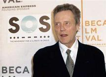 <p>Actor Christopher Walken arrives to attend the Short Film Program and opening of the Tribeca Film Festival in New York April 25, 2007. REUTERS/Lucas Jackson</p>