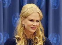 <p>La actriz Nicole Kidman (en la foto) protagonizará y producirá 'The Eighth Wonder', un filme de acción y aventura sobre un descubrimiento arqueológico que desata una carrera a través del mundo. El guión será escrito para 20th Century Fox por Simon Kinberg, quien propuso la idea de la película. Photo by (C) BRENDAN MCDERMID / REUTERS/Reuters</p>