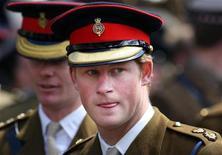 <p>Harry, principe d'Inghilterra. REUTERS/David Cheskin/Pool (BRITAIN)</p>