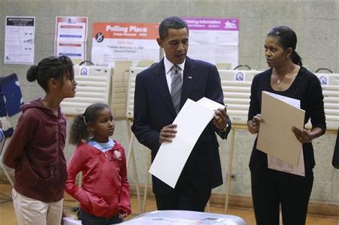 A democratic ballot