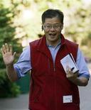 <p>Jerry Yang, AD di Yahoo!. REUTERS/Rick Wilking</p>