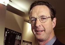 <p>Author Michael Crichton is shown in this May 2000 file photo. REUTERS/Jeff Christensen</p>