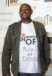 <p>Forest Whitaker arrives at the Stand Up To Cancer broadcast event in Hollywood September 5, 2008. REUTERS/Fred Prouser</p>