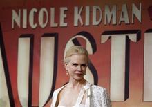 """<p>A atriz Nicole Kidman posa para foto no dia da premiére do filme """"Austrália"""", 18 de novembro. Nicole Kidman disse na terça-feira que está incerta quanto a seu futuro como atriz e que há outras coisas que quer fazer, como possivelmente ter mais filhos. REUTERS/Tim Wimborne (AUSTRALIA)</p>"""