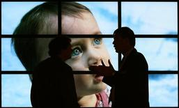<p>Immagine d'archivio. REUTERS/Hannibal Hanschke</p>