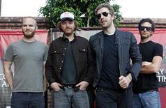 """<p>A banda de rock britânica Coldplay negou na terça-feira a acusação feita pelo guitarrista Joe Satriani de que ela teria plagiado um de seus instrumentais, dizendo que quaisquer semelhanças são """"inteiramente coincidentes"""". REUTERS/Enrique Marcarian</p>"""