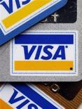 <p>¿Cual es el colmo del presidente de una empresa de tarjetas de crédito? Joseph Saunder, presidente ejecutivo de Visa Inc, pasó el mal trago de perder sus plásticos, y sintó la misma rabia que cualquiera de sus clientes. REUTERS/Chip East</p>