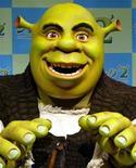 <p>L'orco verde Shrek, protagonista dell'omonimo film. REUTERS/Eriko Sugita ES/SH</p>
