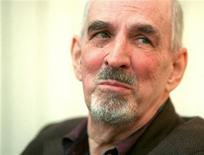"""<p>Legendary Swedish film director Ingmar Bergman attends a news conference for his film """"Troloesa"""" in Stockholm in this May 9, 1998 file photo. REUTERS/ Gunnar Seijbold/ Scanpix</p>"""