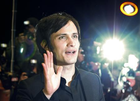 Actor Gael Garcia Bernal arrives for the screening of the movie 'Mammoth' at the 59th Berlinale film festival in Berlin, February 8, 2009. REUTERS/Johannes Eisele