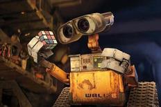 "<p>A scene from ""Wall-E"". REUTERS/Disney/Pixar/Handout</p>"