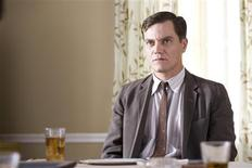 "<p>Actor Michael Shannon is shown in a scene from director Sam Mendes film ""Revolutionary Road"" in an undated publicity photo released to Reuters February 12, 2009. REUTERS/Francois Duhamel/Paramount Vantage/Handout</p>"