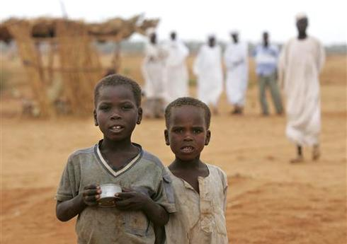 Darfur refugees caught in the crossfire