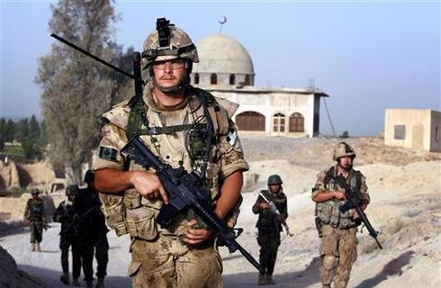 Canadians' service in Afghanistan