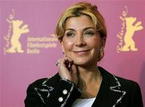<p>British actress Natasha Richardson poses during a photocall for the film 'Asylum' by director David Mackenzie at the 55th Berlinale International Film Festival in Berlin, February 11, 2005. REUTERS/Fabrizio Bensch</p>