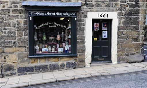 The Oldest Sweet Shop candy store | Reuters com