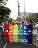 <p>Una manifestazione contro l'omofobia REUTERS/Henry Romero</p>