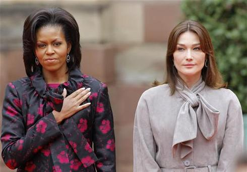 Michelle meets Carla