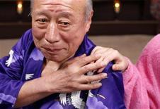 <p>L'anziana porno star giapponese Shigeo Tokuda, sul set del suo ultimo film. To match REUTERS-LIFE! JAPAN-ELDERLY/PORN REUTERS/Toru Hanai (JAPAN ENTERTAINMENT SOCIETY)</p>