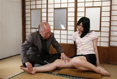 Japan'S Oldest Porn Star 36