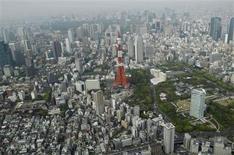 <p>Os inspetores do Comitê Internacional Olímpico (COI) elogiaram neste domingo a candidatura de Tóquio para os Jogos de 2016, dando destaque à força financeira da proposta. REUTERS/Kim Kyung-Hoon (JAPAN SPORT OLYMPICS)</p>