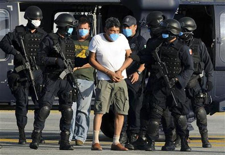 Mexico captures powerful Gulf cartel hitman - Reuters