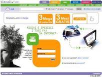 <p>Una immagine di una pagina di assistenza di Tiscali tratta dal sito Internet della società. REUTERS/HO</p>