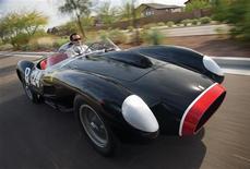 <p>Foto da Ferrari 250 Testa Rossa de 1957 que atingiu valor recorde de 12,15 milhões de dólares. REUTERS/Darin Schnabel/RM Auctions</p>