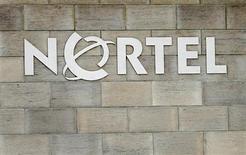 <p>Selon Le Figaro, la direction de l'équipementier télécom canadien Nortel va demander ce lundi la mise en liquidation de son site de Châteaufort (Yvelines), ce qui entraînera la suppression de 500 emplois. /Photo d'archives/REUTERS/Mike Cassese</p>