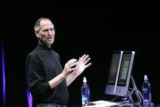 <p>Steve Jobs. REUTERS/Robert Galbraith</p>