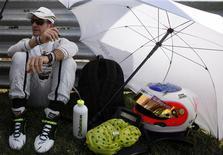 <p>Piloto da Brawn GP de Fórmula 1 brasileiro Rubens Barrichello no Grande Prêmio da Turquia. 07/06/2009. REUTERS/Umit Bektas</p>
