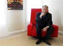 "<p>Chinese film director John Woo pauses during an interview in Sydney on the day of the Australian premiere of his new film ""Red Cliff"" June 9, 2009. Woo has returned to his roots to bring a traditional Chinese story to the big screen, and hopes this will garner new interest for Chinese films globally. REUTERS/Tim Wimborne</p>"