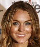 <p>Atriz Lindsay Lohan em Nova York. 10/09/2008. REUTERS/Lucas Jackson</p>