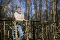 <p>Chuck Leavell is pictured in April 2009 on his farm about 100 miles southeast of Atlanta, Georgia. REUTERS/Fernando Decillis/Handout</p>