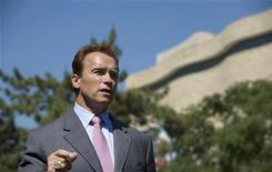 <p>Arnold Schwarzenegger. REUTERS/Handout</p>