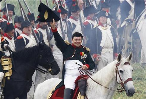 Refighting the Battle of Waterloo