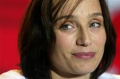 <p>Foto de arquivo da atriz Kristin Scott-Thomas em Berlim. 12/20/2003. REUTERS/Alexandra Winkler</p>