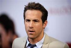 """<p>Cast member Ryan Reynolds attends the premiere of the film """"The Proposal"""" in Los Angeles June 1, 2009. REUTERS/Phil McCarten</p>"""