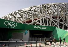 <p>La Chine a décidé de célébrer tous les ans le souvenir de la cérémonie d'ouverture des Jeux olympiques de Pékin en faisant du 8 août une Journée nationale de la forme. /Photo d'archives/REUTERS/David Gray</p>