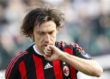 <p>Andrea Pirlo, 2009. REUTERS/Giampiero Sposito</p>