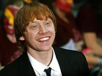 "<p>Rupert Grint, celebre interprete della saga di ""Harry Potter"". REUTERS/Luke MacGregor (BRITAIN ENTERTAINMENT)</p>"