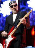 <p>Foto de arquivo de Pete Townshend em Philadelphia. 12/09/2006. REUTERS/Tim Shaffer</p>