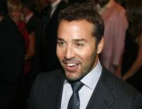 """<p>Actor Jeremy Piven arrives at the special presentation screening of the film """"RocknRolla"""" at the 33rd Toronto International Film Festival, September 4, 2008. REUTERS/ Mike Cassese</p>"""