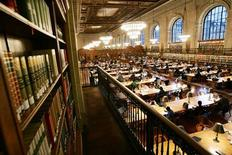 <p>Google all'Ue: libri online rendono internet più democratico. REUTERS/Mike Segar</p>