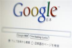 <p>Японская страница поисковой системы Google Inc, Токио 19 августа 2009 года. В работе почтового клиента Gmail от компании Google Inc второй раз за месяц возникли технические проблемы в четверг, приведшие к тому, что пользователи более двух часов не могли получить доступ к своим контактам. REUTERS/Stringer</p>